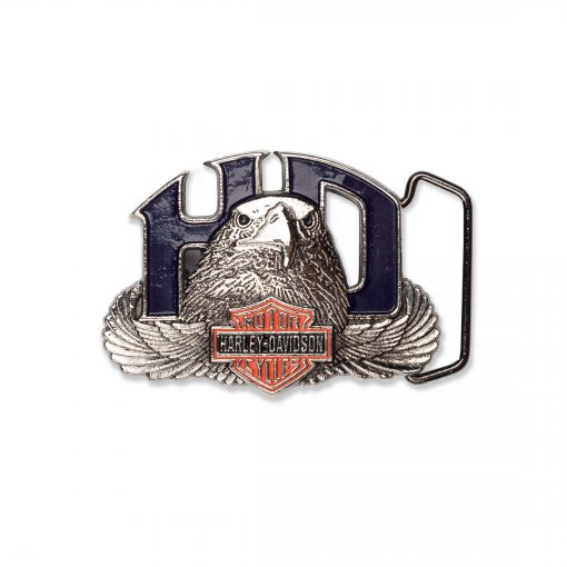 Eagle HD Harley Davidson H523 Buckle