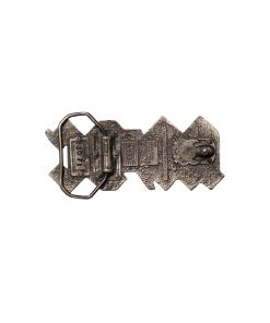 AC/DC Red Belt Buckle