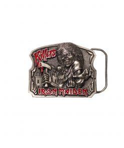 Iron Maiden Killers Buckle