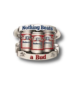 nothing beats a bud buckle