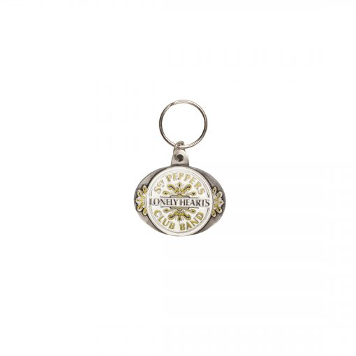 Lonely-hearts key ring