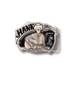 Hank SR Rare Vintage Buckle