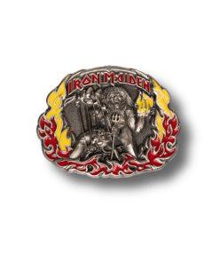 Iron Maiden 4060 buckle