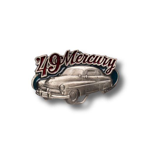 49 Mercury Car Buckle Vintage