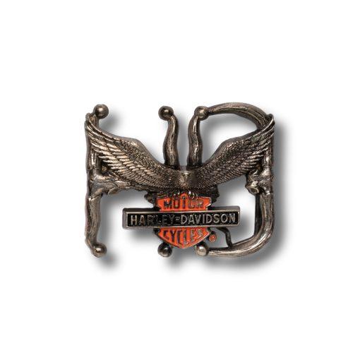 Harley Davidson HD Eagle + Logo