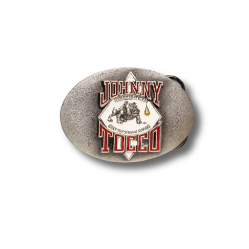 Johnny Tocco Ringside GYM Buckle