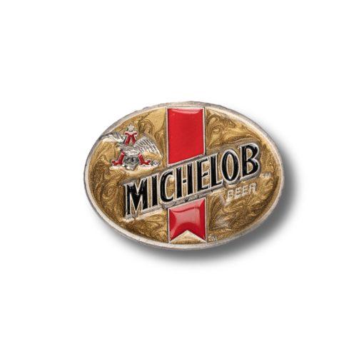 Michelob Beer buckle