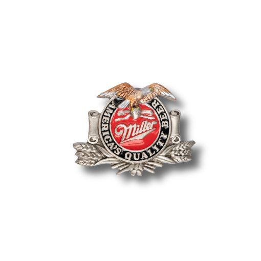 Miller America's Quality Beer Buckle