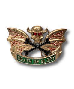 Death Or Glory Buckle