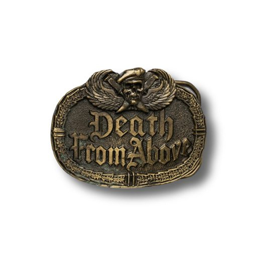 death from above buckle